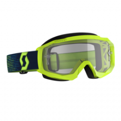 Hustle MX Goggle Clear Lens
